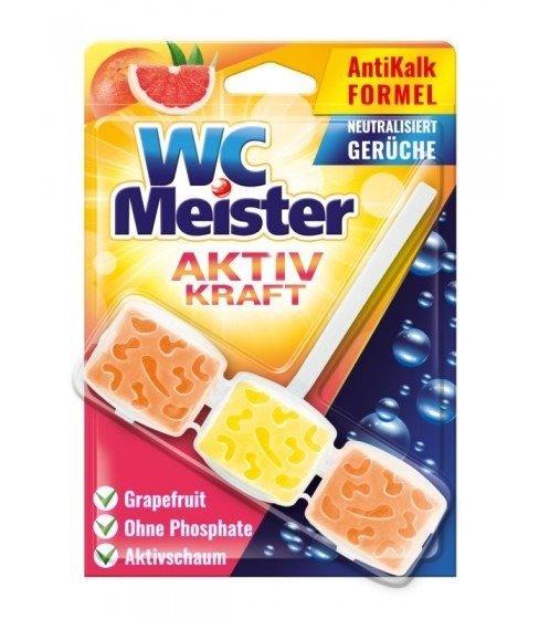Zawieszka do toalety WC Meister - zapach grejpfruta